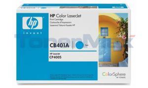 HP CLR LJ CP4005 GOV PRINT CART CYAN (CB401AG)