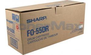 SHARP FO-DC550 DRUM BLACK (FO-55DR)