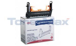OKIDATA C7200/C7400 TYPE C2 IMAGE DRUM MAGENTA (41304106)