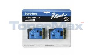 BROTHER P-TOUCH TAPE GOLD/BLACK (1/2 X 25) (TC-33)