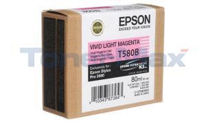 EPSON STYLUS PRO 3880 K3 INK VIVID LIGHT MAGENTA 80ML (T580B00)