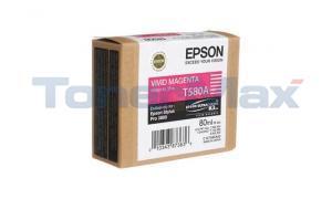 EPSON STYLUS PRO 3880 K3 INK VIVID MAGENTA 80ML (T580A00)