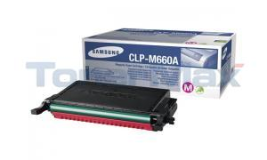 SAMSUNG CLP-610ND TONER CARTRIDGE MAGENTA 2K (CLP-M660A)