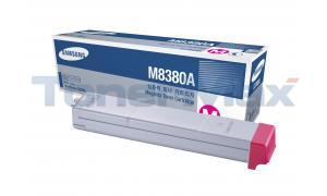 SAMSUNG CLX-8380ND TONER CARTRIDGE MAGENTA (CLX-M8380A/XAA)