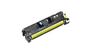 Compatible for HP COLOR LASERJET 2550 PRINT CARTRIDGE YELLOW 4K (Q3962A)