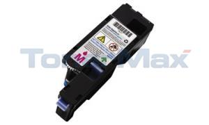 Compatible for DELL 1250C 1355CN MFP TONER MAGENTA 1.4K (331-0780)