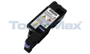 Compatible for DELL 1250C 1355CN MFP TONER YELLOW 1.4K (331-0779)