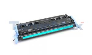 Compatible for HP NO 124A CLJ-2600 PRINT CARTRIDGE CYAN (Q6001A)