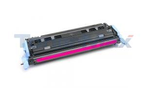 Compatible for HP NO 124A CLJ-2600 PRINT CARTRIDGE MAGENTA (Q6003A)