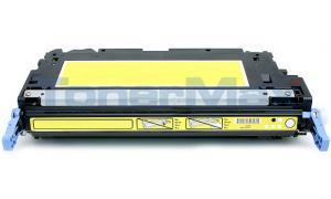 Compatible for HP CLJ 3600 TONER YELLOW (Q6472A)