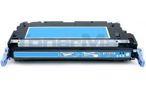 Compatible for HP CLJ 3800 TONER CARTRIDGE CYAN (Q7581A)