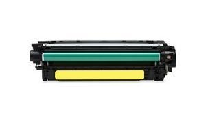 Compatible for HP CLJ CM3530 CP3525N PRINT CTG YELLOW (CE252A)