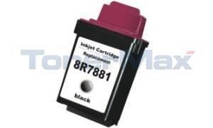 Compatible for XEROX DOCUPRINT C20 NC20 PRINT CTG BLACK HY (8R07881)