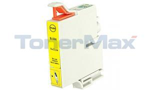 Compatible for EPSON STYLUS PRO 960 INKJET CART YELLOW (T033420)