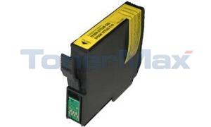 Compatible for EPSON STYLUS C82 INK CARTRIDGE YELLOW (T042420)