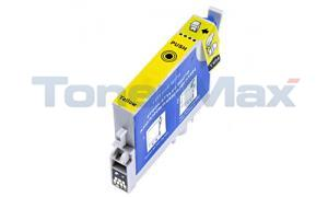 Compatible for EPSON STYLUS PHOTO R300/300M/RX500 INK CTG YELLOW (T048420)