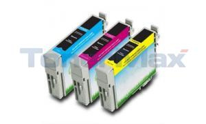 Compatible for EPSON NO 69 INK CART COLOR MULTIPACK (T069520)