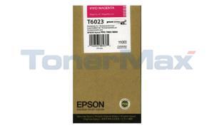 EPSON STYLUS PRO 7880 9880 INK CTG VIVID MAGENTA 110ML (T602300)