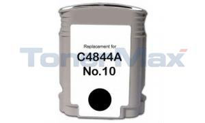 Compatible for HP NO 10 INK BLACK 69ML (C4844A)