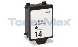 Compatible for HP NO 14 INKJET BLACK (C5011DN)