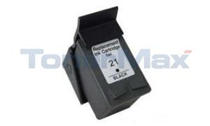 Compatible for HP NO 21 INKJET CARTRIDGE BLACK (C9351AN)