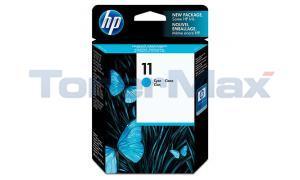 HP NO 11 INK CARTRIDGE CYAN (C4836A)
