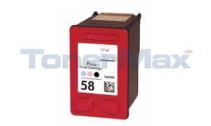 Compatible for HP NO 58 INK CARTRIDGE PHOTO (C6658AN)