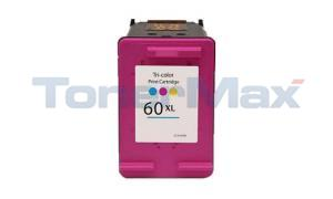 Compatible for HP DESKJET D2530 NO 60XL INK TRICOLOR (CC644WN)
