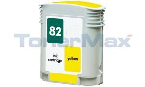 Compatible for HP NO 82 INK YELLOW 69ML (C4913A)