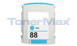 Compatible for HP NO 88 INK CYAN (C9386AN)