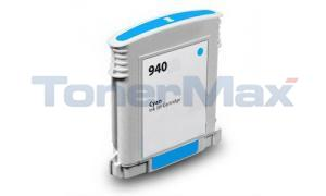 Compatible for HP OFFICEJET PRO 8000 NO 940 INK CYAN (C4903AN)