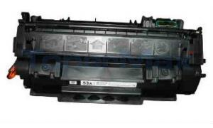 Compatible for HP LASERJET P2015 PRINT CART BLACK 3K (Q7553A)