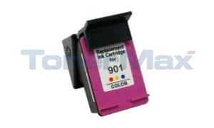 Compatible for HP OFFICEJET J4580 NO 901 INK TRI-COLOR (CC656AN)