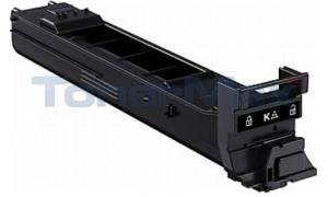 Compatible for KONICA MINOLTA MAGICOLOR 4650DN TONER BLACK 8K (TYPE AM) (A0DK132)