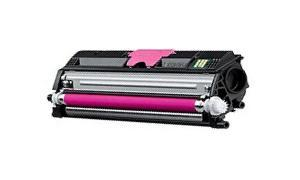 Compatible for KONICA MINOLTA MAGICOLOR 1690MF TONER CTG MAGENTA 2.5K (TYPE AM) (A0V30CF)