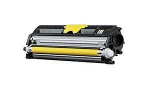 Compatible for KONICA MINOLTA MAGICOLOR 1690MF TONER CTG YELLOW 2.5K (A0V306F)