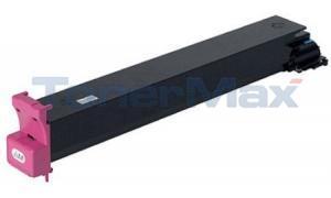 Compatible for KONICA MINOLTA MAGICOLOR 7450 TONER MAGENTA 12K (TYPE AM) (8938615)