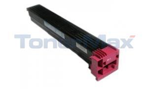 Compatible for KONICA MINOLTA BIZHUB C451/C550/C650 TONER MAGENTA (TN611M)