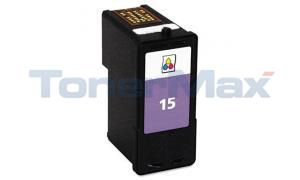 Compatible for LEXMARK 15 INK CARTRIDGE COLOR RP (18C2110)