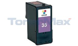 Compatible for LEXMARK 35 INK CARTRIDGE COLOR HY (18C0035)