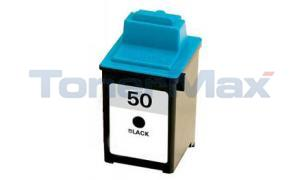 Compatible for LEXMARK Z12 NO. 50 PRINT CART BLACK (17G0050)