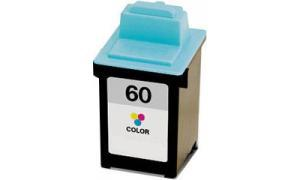Compatible for LEXMARK NO. 60 INK CARTRIDGE COLOR (17G0060)