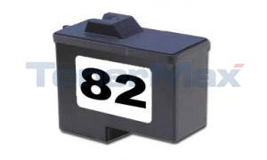 Compatible for LEXMARK NO 82 PRINT CARTRIDGE BLACK (18L0032)