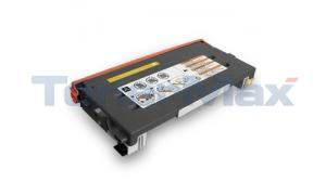 Compatible for LEXMARK X500 X502 TONER CARTRIDGE YELLOW 1.5K (C500S2YG)
