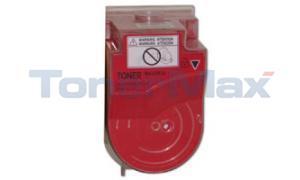 Compatible for MINOLTA CF2002 CF3102 TONER MAGENTA M4A (8937-907)