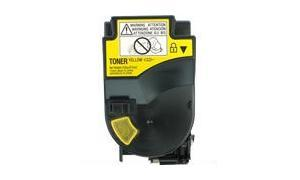 Compatible for KONICA 8020/8031 TONER YELLOW (TN-302Y)