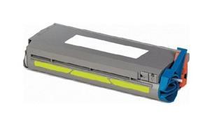 Compatible for OKIDATA C7100/C7500 TYPE C4 TONER YELLOW (41963001)