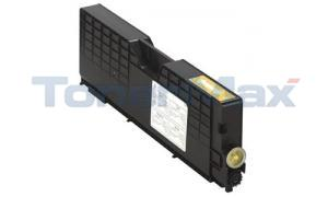 Compatible for RICOH AFICIO CL3500 TYPE 165 TONER YELLOW HY (402447)