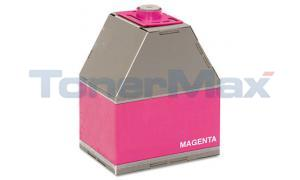 Compatible for GESTETNER DSC328 TONER MAGENTA (89902)