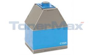 Compatible for LANIER LD328C LD335C TYPE R1 TONER CYAN (480-0286)